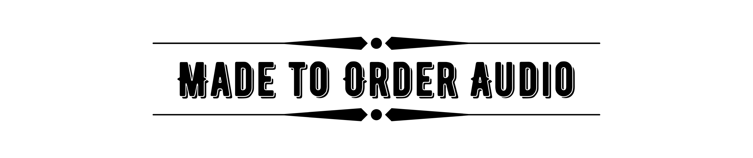 Made to Order Audio